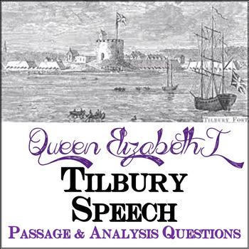 Queen Elizabeth I: Tilbury Speech