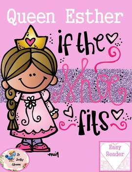 Queen Esther - Mini Book - Easy Reader