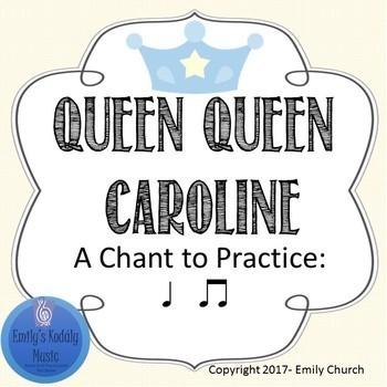 Queen Queen Caroline Printables