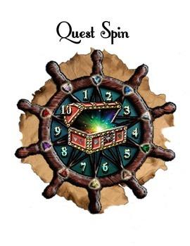 Quest Spinn ( all purpose spinner)