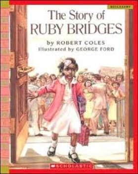 Question Answer Relationship (QAR) - The Story or Ruby Bridges