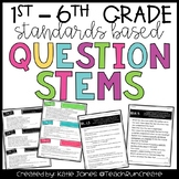 Question Stems 1st-5th Grade