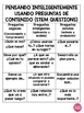 Question Stems in Spanish