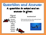 Question and Answer Nonfiction Text Structure