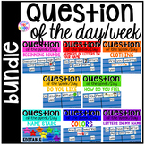 Question Of The Day List Preschool
