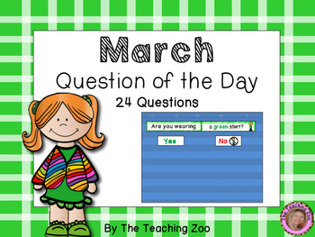 Question of the Day {March}