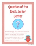 Question of the Week Junior Library Center