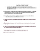 Question packet for Cajas de Carton (The Circuit) by Franc