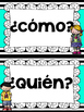 Question words (English/Spanish)