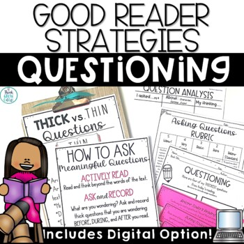 Questioning Activities and Task Cards
