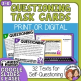 Questioning Task Cards