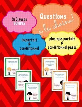 Questions à la Chaîne (Si Clauses Bundle): Whole-Class Spe