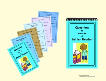 Questions to Make a Better Reader
