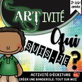 Artivité / Qui suis-je? Tout sur moi (All about me)