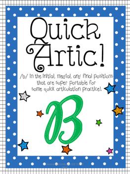 Quick Artic! B