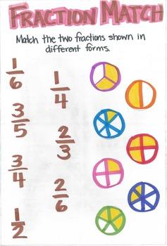 Quick Math - Fractions