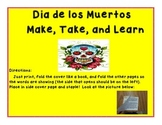 Quick and Easy Dia de los Muertos Make and Take Book Grade
