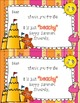 """Quick and Easy End of the Year """"Thank You"""" Cards-Editable"""