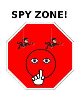 Quiet Hallway Helper - Spy Zone