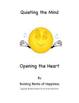 """Back to School ~ Behavior ~ Mindful  """"Quieting the Mind, O"""
