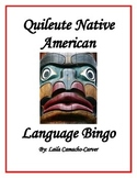 Native American Bingo