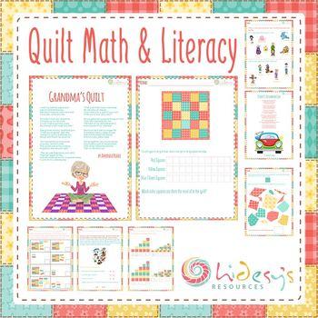 Quilt Preschool Math & Literacy Unit