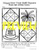 Holiday Math Art - Quilt Square Bundle