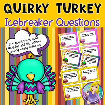 Quirky Turkey Questions: Fun Ice Breaker Questions for Kids