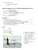 Quiz, Ch. 30-33, The Awakening