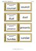 Quiz Quiz Trade Cards - Advanced Homophones