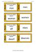 Quiz Quiz Trade Cards - Mixed Plural Endings