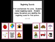 Quiz Quiz Trade Review Games! A Letters, Sounds and Math C