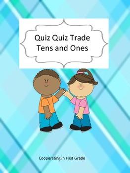 Quiz Quiz Trade - Tens and Ones
