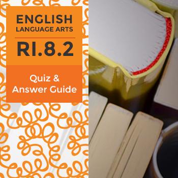 Quiz: RI.8.2