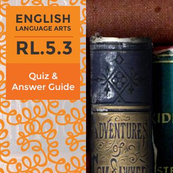 Quiz: RL.5.3