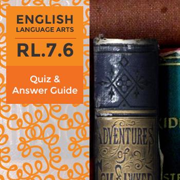 Quiz: RL.7.6