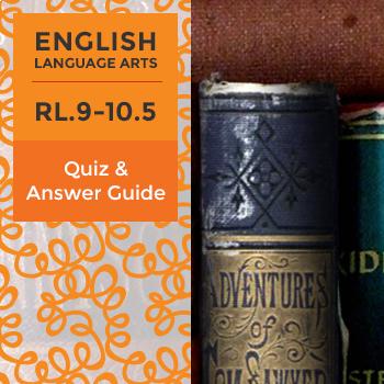 Quiz: RL.9-10.5