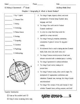 Quiz: What is Social Studies?