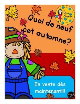 Quoi de neuf cet automne? - Catalogue des nouveautés - Octobre
