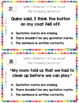 Quotation Marks Anchor Charts and Task Cards