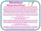 Quotation Marks Task Cards for Journeys Grade 2