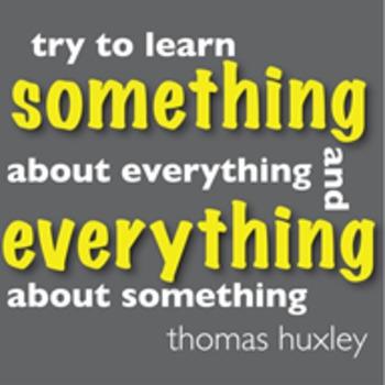 Quote Icons - Thomas Huxley
