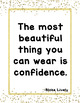 Quote Posters to Encourage and Inspire {36 Chic & Glam Sig