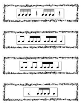 Quz Quiz Trade Music Sixteenth Notes