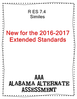 R 7.4 Similes NEW Extended Standards AAA