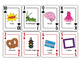 R Blend Articulation Playing Cards