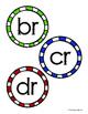 R Blends BUNDLE (3 Centers: Picture Clip Popsicle Cards -1