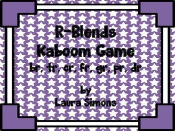 R-Blends Kaboom Game
