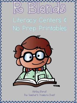 R Blends Literacy Packet