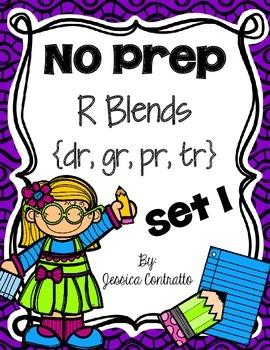 R Blends NO PREP